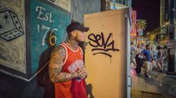 DJ SEV ONE.. Las Vegas • August 2017
