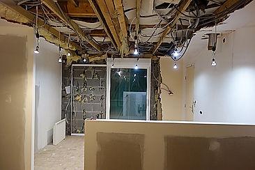 cuisine architecte d'intérieur plafond et lumière