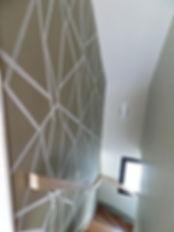 choix papier peint escalier décoratrice
