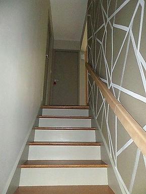 Relooking escalier Sonia Home Deco