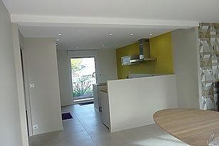 décoratrice architecte d'intérieur cuisine Angers Cholet Saumur