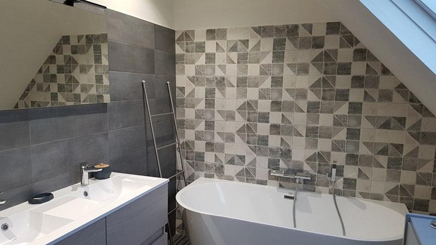 salle de bain conception sonia home deco Angers Cholet Saumur