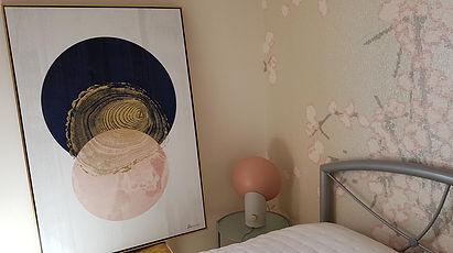 chambre féminine décoratrice d'intérieur Angers