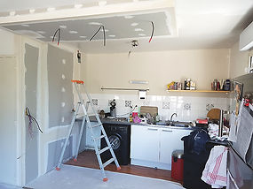 cuisine travaux plafond suspendu.jpg