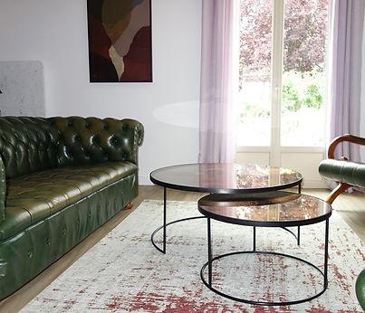 décorateur d'intérieur Angers salon salle à manger