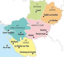 Sonia Home Deco intervient sur le Grand Ouest de la France