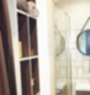 agencement de rangement salle de bain Sonia Home Deco