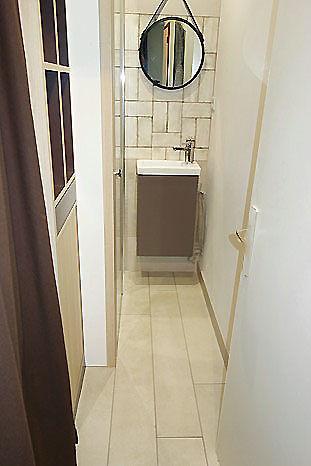 Refaire salle d'eau salle de bain avec Sonia Home Deco