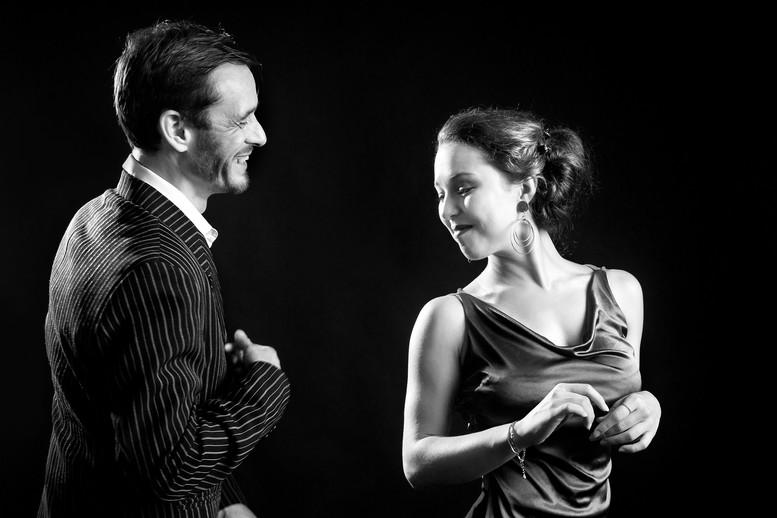 Jorge Bosicovich & Hanna Vacano