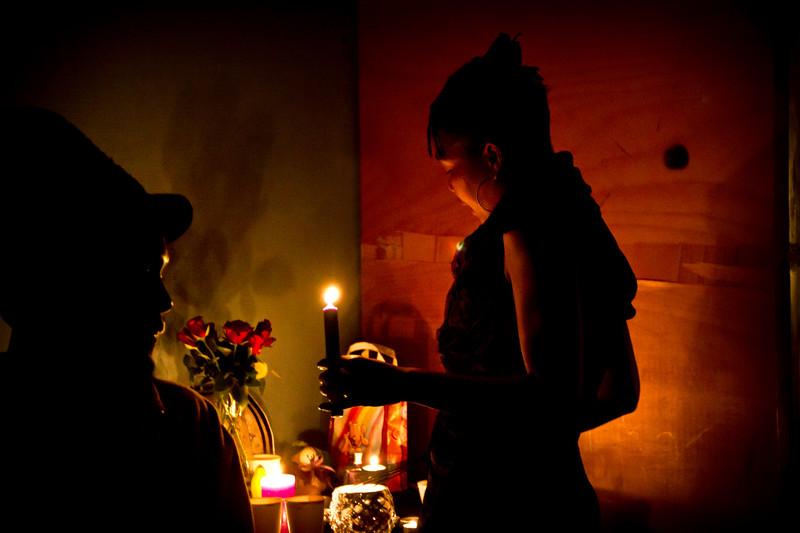 Karine LaBel   Ceremony