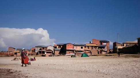 La Isla del Sol   Bolivia