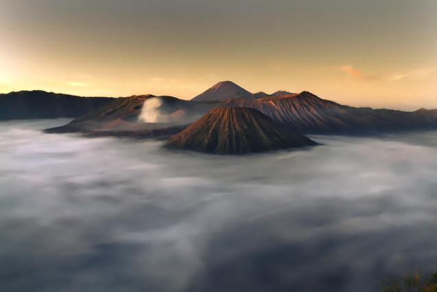 Bromo Volcan | Java