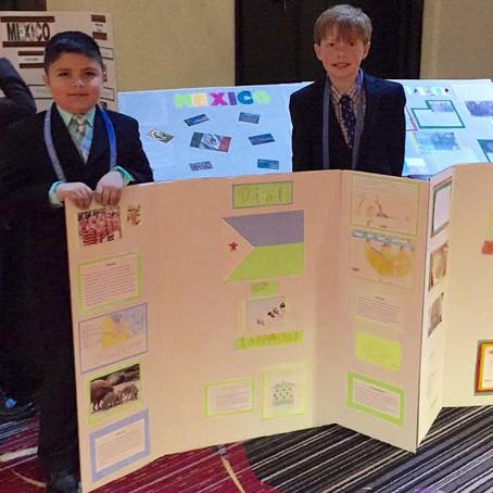 MMS Students Represent Ireland at the 2018 Montessori Model UN in New York City