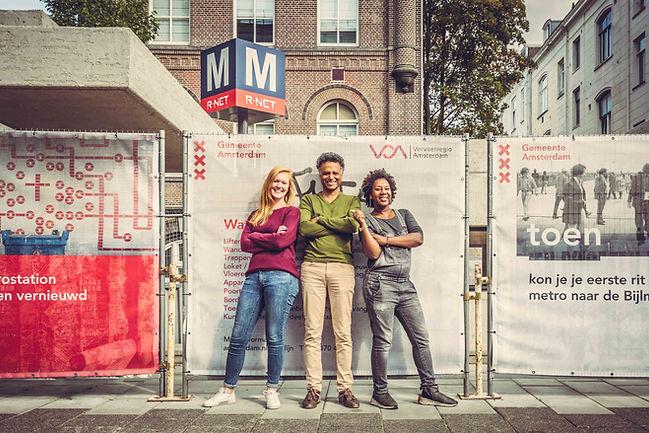 groepsfotograaf amsterdam