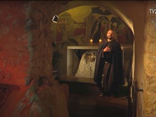 La notte del presepe di San Francesco a Greccio (VIDEO)