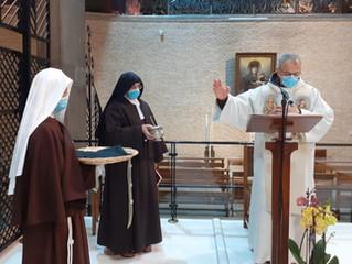 Dalle Filippine a Roma, suor Maria Joseph si prepara a seguire la Regola di S. Chiara