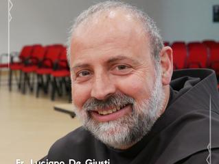 Fr. Luciano De Giusti è il nuovo Ministro provinciale dei frati minori di Abruzzo-Lazio