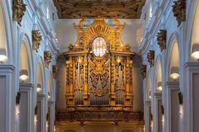L'Aquila. Inaugurazione dell'Organo Fedeli con Ton Koopman