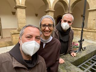 La testimonianza di suor Barbara, recente novizia del Monastero di Farnese