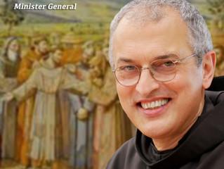 Fr. Massimo Fusarelli è il nuovo Ministro Generale dell'Ordine dei Frati Minori