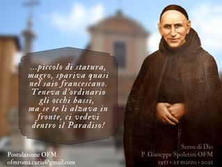 Padre Giuseppe Spoletini, il segreto di un uomo buono. L'omelia del ministro provinciale.