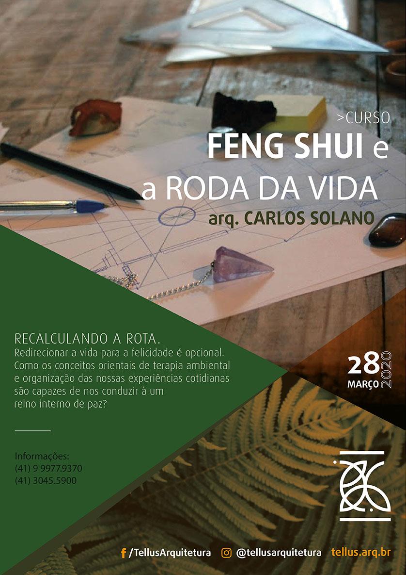 Feng Shui e a Roda da Vida