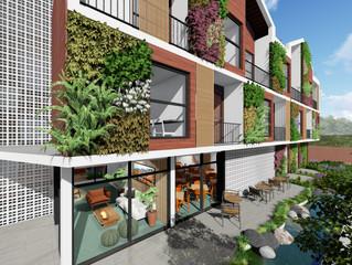 Tellus Arquitetura é destaque em concurso da HBC