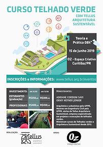 Curso Telhado Verde - Curitiba
