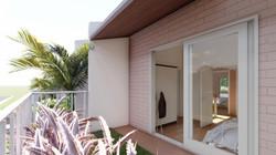 Telhado Verde varanda