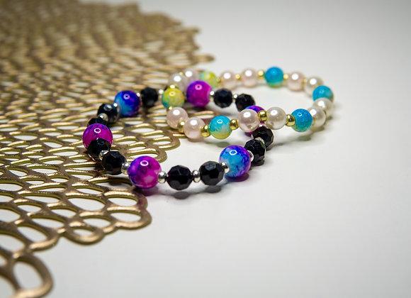 Watercolor Bracelets