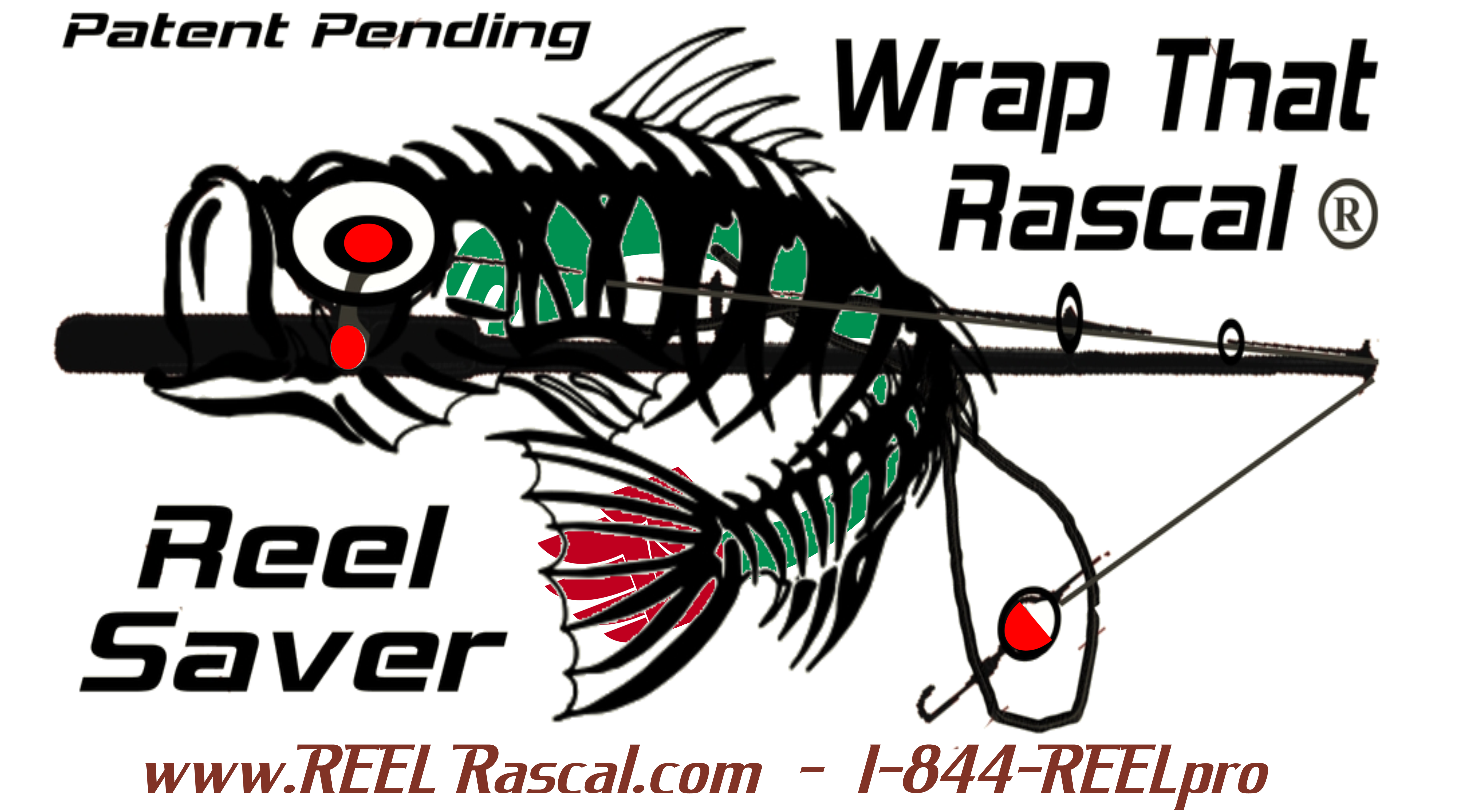Wrap that Rascal Reel Saver 1