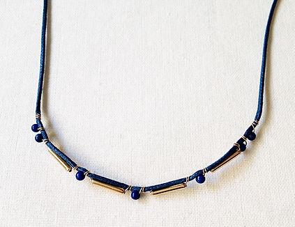 collier CRÉA de by fleur de Jade