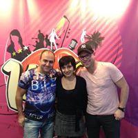avec Eric Sinclair & Jeremy Kiffel