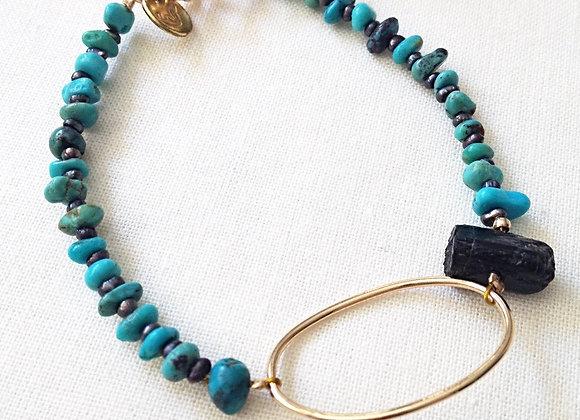 bracelet IPOMÉE noir