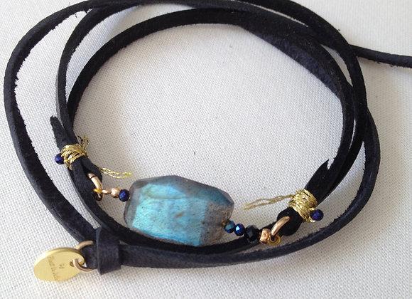 bracelet ELEGANCE noir