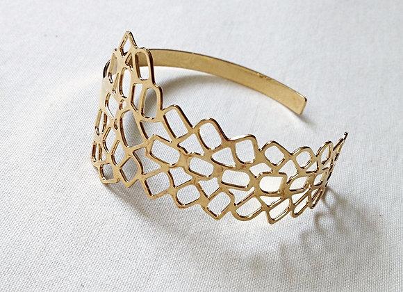 bracelet MINOS doré