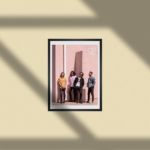 "Strange Cadets - Poster 18"" x 24"