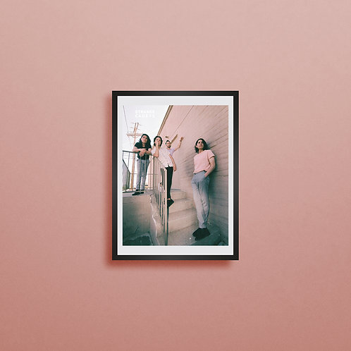 "Strange Cadets - Poster 18"" x 24"""
