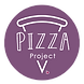 Purple Pizza project takeaway logo