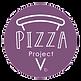 Purple Pizza project takeaway logo Banchory