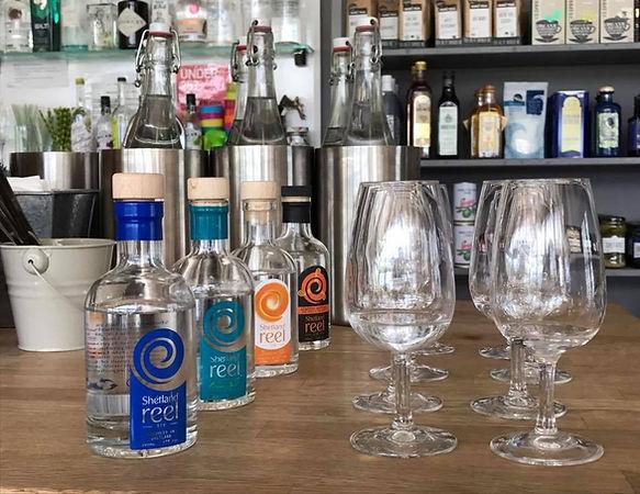 Gin Bar Banchory Restaurant