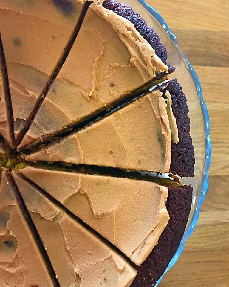 Turmeric & Orange Cake