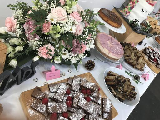 Banchory Wedding catering Dessert Buffet