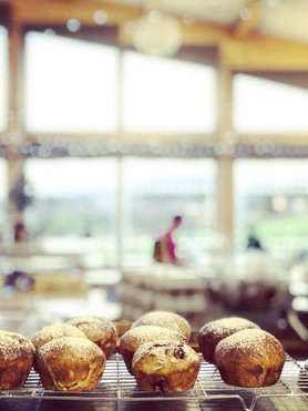Festive Marzipan Cakes Banchory