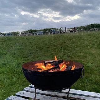 Fire pit at buchanan bistro resturant banchory.jpg