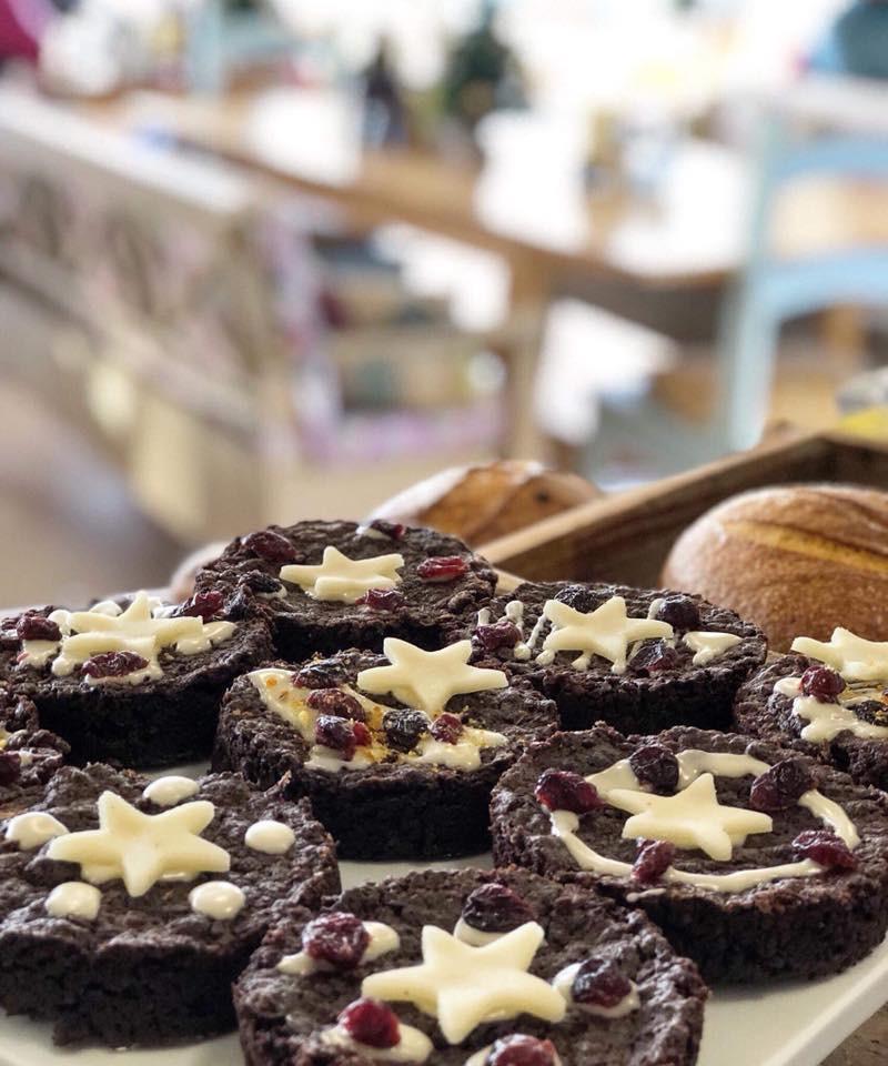 Christmas Gluten Free Cakes Banchory