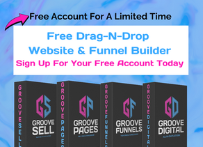 Forget all the Complicated, Expensive & Mediocre Website & Funnel Builders...Get the Best for FREE