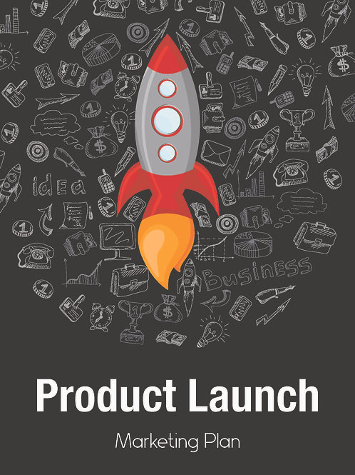 Product Launch/Private Label Product Planner