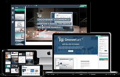 GrooveKart ECommerce Store