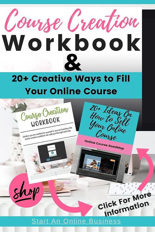 Course Creation Workbook Bundle